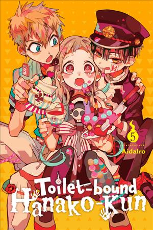 Link to an enlarged image of Toilet-bound Hanako-Kun 5 (Toilet-bound Hanako-kun)