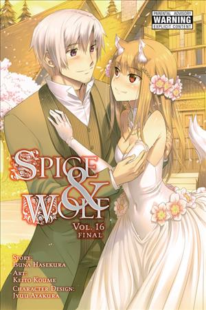 Link to an enlarged image of Spice & Wolf 16 (Spice and Wolf)