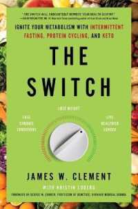 Link to an enlarged image of The Switch : Ignite Your Metabolism with Intermittent Fasting, Protein Cycling, and Keto
