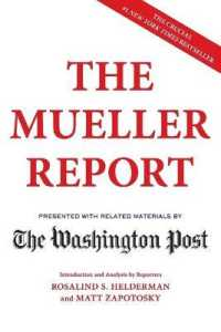 Link to an enlarged image of The Mueller Report