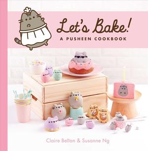 Link to an enlarged image of Let's Bake : A Pusheen Cookbook (Pusheen)