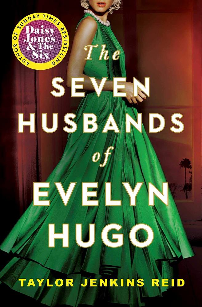 Link to an enlarged image of Seven Husbands of Evelyn Hugo : A Novel -- Paperback / softback (UK Edition)