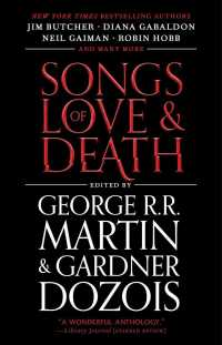 Link to an enlarged image of Songs of Love & Death : All-original Tales of Star-crossed Love