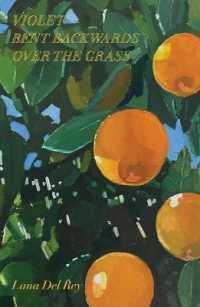 Link to an enlarged image of Violet Bent Backwards over the Grass