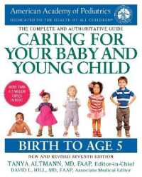 Link to an enlarged image of Caring for Your Baby and Young Child (7th Revised)