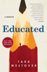 Link to an enlarged image of Educated : A Memoir