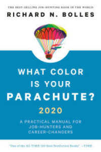 Link to an enlarged image of What Color Is Your Parachute? 2020 : A Practical Manual for Job-Hunters and Career-Changers (What Color Is Your Parachute?)
