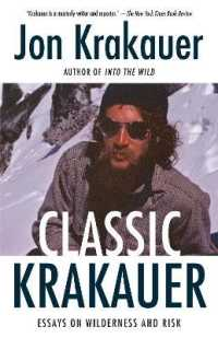 Link to an enlarged image of Classic Krakauer : Essays on Wilderness and Risk
