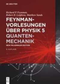 Link to an enlarged image of Feynman-Vorlesungen über Physik. Bd.5 Quantenmechanik (6. Aufl. New Millennium Edition. 2015. XXII, 496 S. 240 mm)