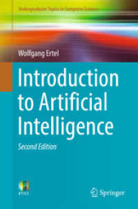 Books Kinokuniya: Introduction to Artificial Intelligence