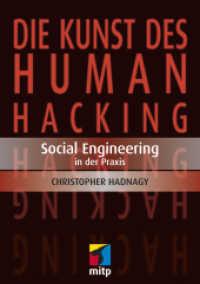 christopher hadnagy social engineering the art of human hacking pdf