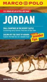 Link to an enlarged image of Marco Polo Jordan : Travel with Insider Tips (Marco Polo Jordan (Travel Guide)) (FOL Paperback + MA)
