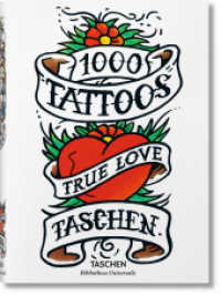 Link to an enlarged image of 1000 Tattoos (Bibliotheca Universalis) (2019. 544 S. 19.50 cm)
