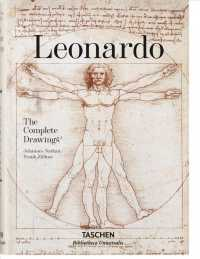 Link to an enlarged image of Leonardo Da Vinci : The Graphic Work (SEW)