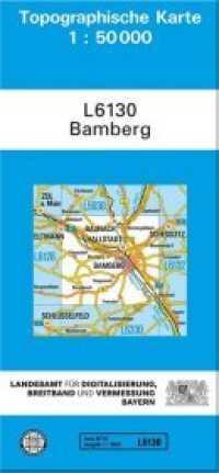 Topographische Karte Bayern.Books Kinokuniya Topographische Karte Bayern Bamberg 1 50 000