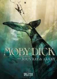 Link to an enlarged image of Moby Dick (3. Aufl. 2014. 128 S. Graphic Novel, durchg. farb. 28 cm)
