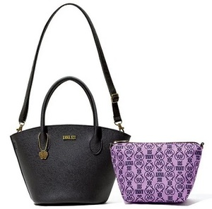 Link to an enlarged 2nd image of ANNA SUI TWIN SHOULDER BAG BOOK ([バラエティ])