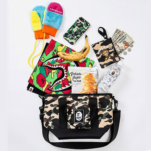 Link to an enlarged 8th image of BAPE KIDS by*a bathing ape 2021 AUTUMN/W ([バラエティ])