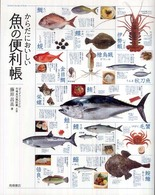 Link to an enlarged image of からだにおいしい魚の便利帳