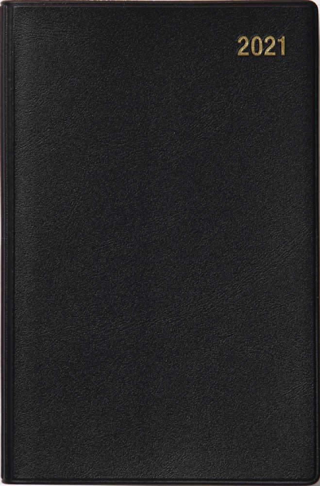 Link to an enlarged image of 145 ビジネス手帳〈小型版〉6 高橋手帳 2021年版1月始まり 黒