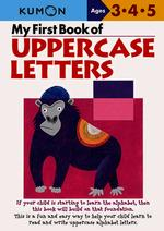 image of My First Book of Uppercase Letters