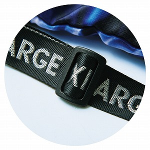 Link to an enlarged 5th image of XLARGE 3WAY BLUE FIRE BAG BOOK ([バラエティ])