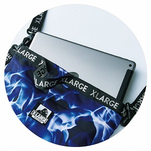 Link to an enlarged 6th image of XLARGE 3WAY BLUE FIRE BAG BOOK ([バラエティ])