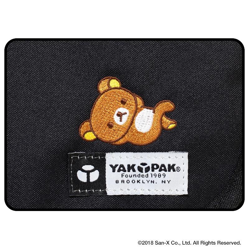 Link to an enlarged 3rd image of リラックマ×YAK PAK メッセンジャ−バッグBOOK ([バラエティ])