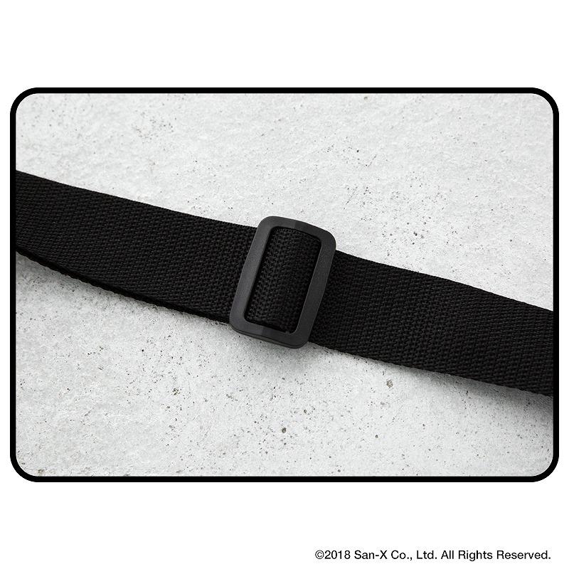 Link to an enlarged 7th image of リラックマ×YAK PAK メッセンジャ−バッグBOOK ([バラエティ])