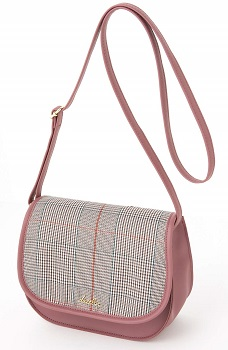 Link to an enlarged 2nd image of dazzlin GLEN CHECK SHOULDER BAG BOOK (e−MOOK 宝島社ブランドムック)