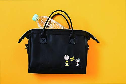 Link to an enlarged 5th image of SNOOPY SHOULDER BAG BOOK ([バラエティ])