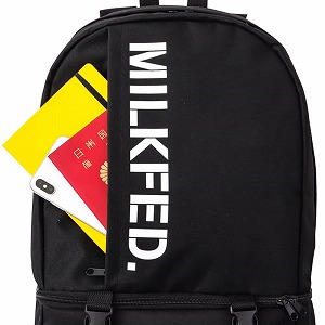 Link to an enlarged 4th image of MILKFED.BIG BACKPACK BOOK ([バラエティ])