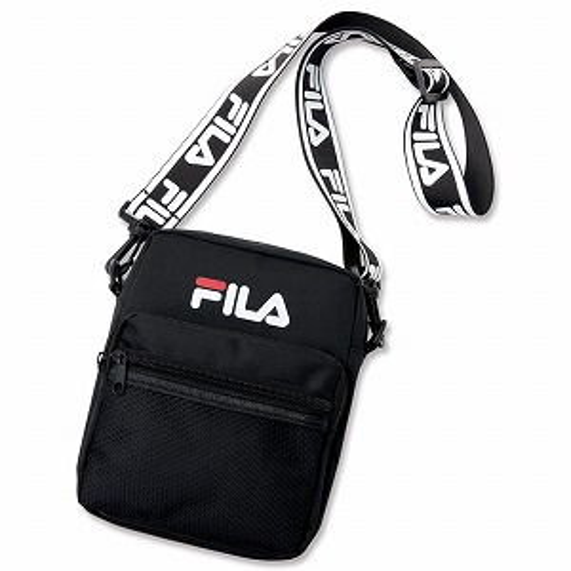 Link to an enlarged 3rd image of FILA SHOULDER BAG BOOK ([バラエティ])