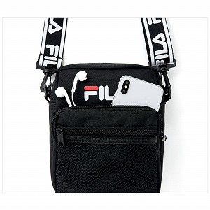 Link to an enlarged 4th image of FILA SHOULDER BAG BOOK ([バラエティ])