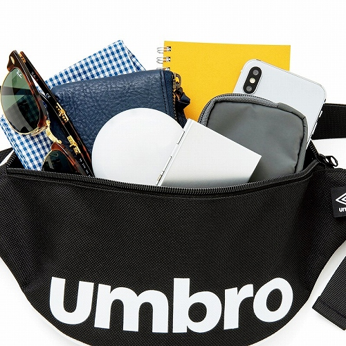 Link to an enlarged 6th image of umbro SHOULDER BAG BOOK ([バラエティ])