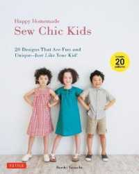 Link to an enlarged image of Happy Homemade: Sew Chic Kids