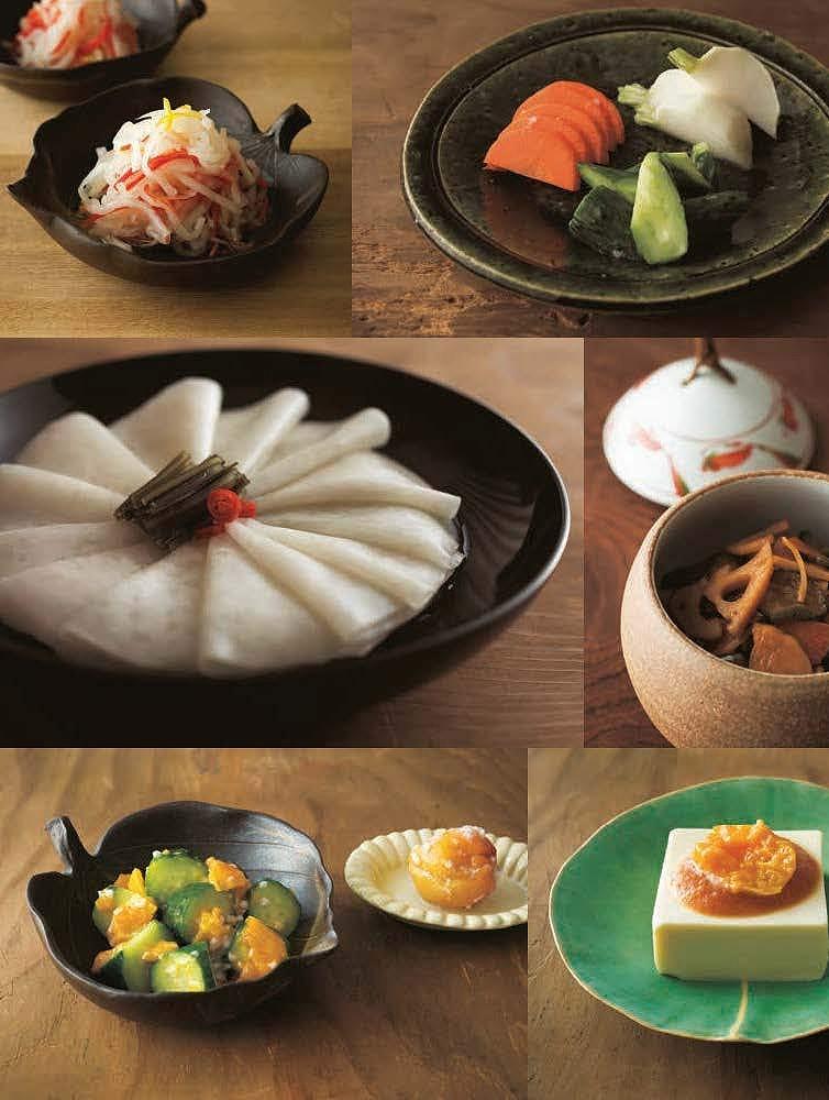 Link to an enlarged 2nd image of Japanese Pickled Vegetables