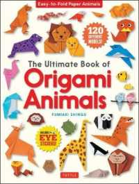 Link to an enlarged image of The Ultimate Book of Origami Animals