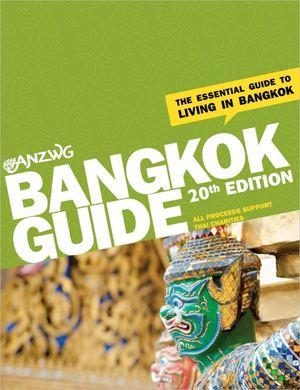 Bangkok Guide 20th Edition 9786169111320