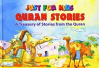 Link to an enlarged image of Just for Kids Quran Stories -- Hardback