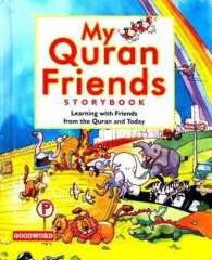 Link to an enlarged image of MY QURAN FRIENDS STORYBOOK