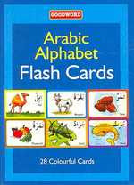 Link to an enlarged image of Arabic Alphabet (FLC CRDS B)