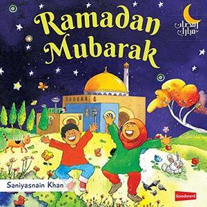 Link to an enlarged image of Ramadan Mubarak