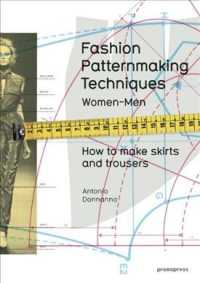 Link to an enlarged image of Fashion Patternmaking Techniques : How to Make Skirts, Trousers and Shirts: Women / Men: Skirts / Culottes / Bodices and Blouses / Men's Shirts and Tr <1>