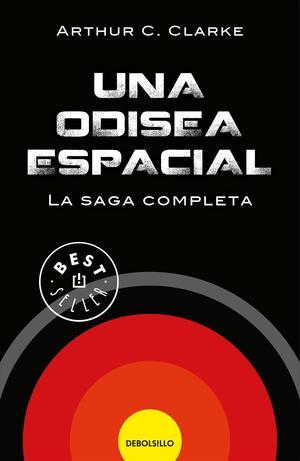 Link to an enlarged image of Una odisea espacial/ a Space Odyssey : La Saga Completa (Translation)