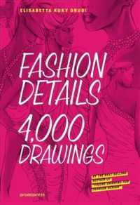 Link to an enlarged image of Fashion Details : 4000 Drawings (Multilingual)