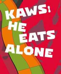 Link to an enlarged image of Kaws : He Eats Alone