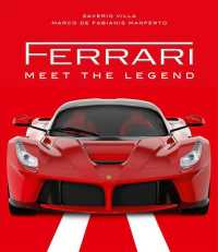 image of Ferrari : Meet the Legend -- Hardback