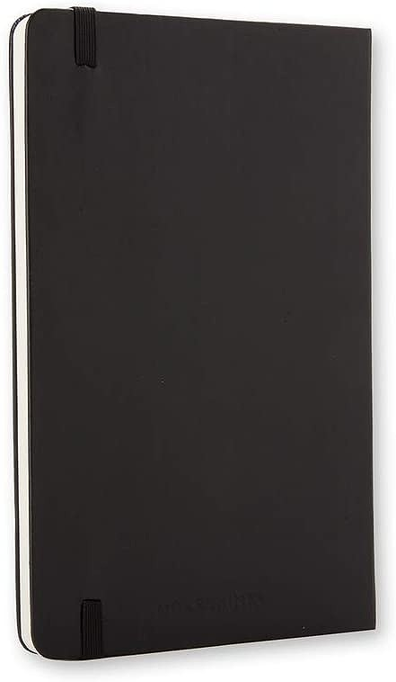 Link to an enlarged 3rd image of Moleskine Plain Notebook (NTB)