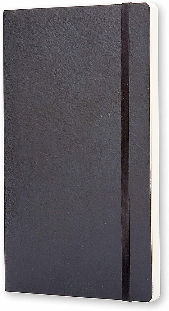 Link to an enlarged 2nd image of Moleskine Plain Notebook (NTB)